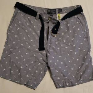 Men's American Rag Grey shorts 36 slim fit